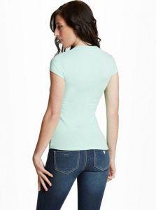 GUESS dámské tričko Marie Tee