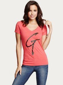 GUESS tričko Dorine