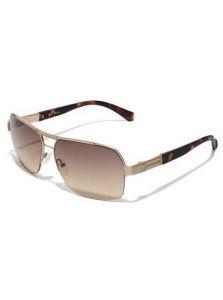 GUESS pánské sluneční brýle Half - Rim