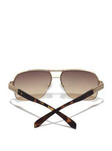 GUESS pánské sluneční brýle Half - Rim Navigator Sunglasses