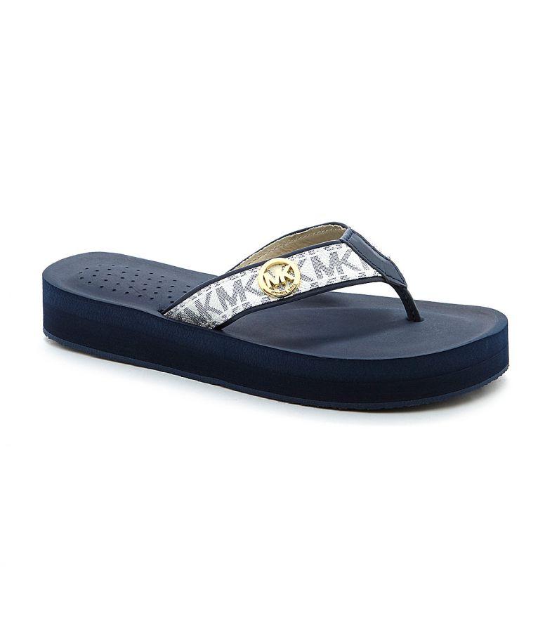 Michael Kors žabky, sandálky Gage Flip Flop Sandals