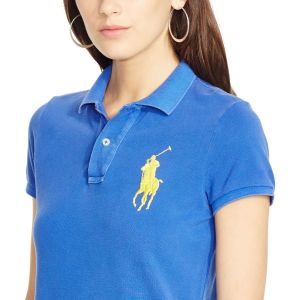 Ralph Lauren šaty Big Pony Polo Dress