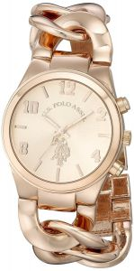 U.S.Polo Assn hodinky USC40070 Rose Gold Watch U.S. Polo Assn.