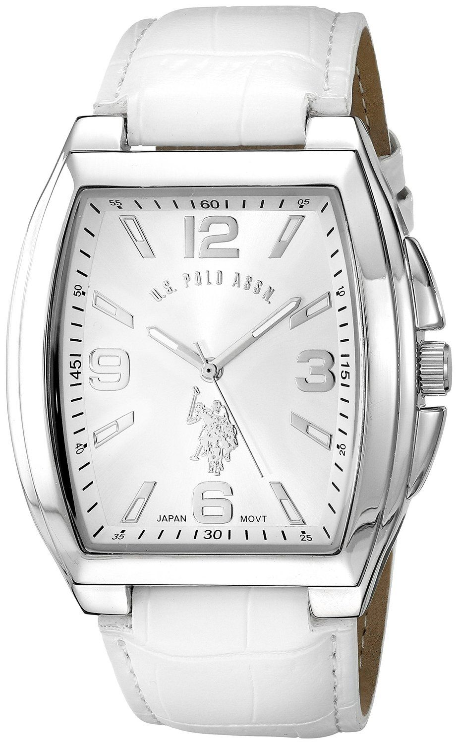 U.S.Polo Assn hodinky USC50182 White Watch U.S. Polo Assn.