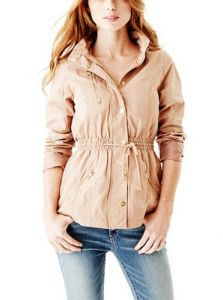 GUESS bunda Shauna Anorak Jacket