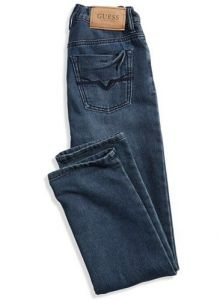 GUESS džíny Comfort Denim Straight