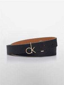 Calvin Klein dámský pásek Ck logo plaque