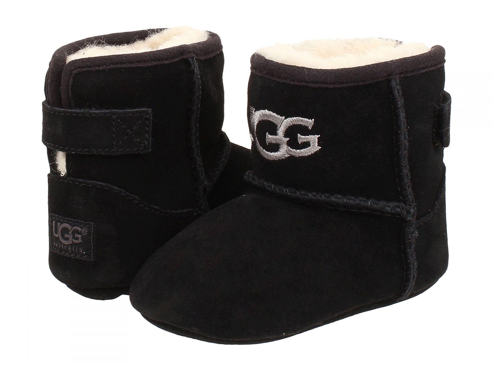 UGG obuv pro miminka Jesse Kids Shoes černá