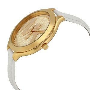 Michael Kors hodinky Slim Runway White MK2389 bílá