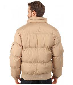 U.S. Polo Assn bunda Short Snorkel Jacket béžová U.S. Polo Assn.