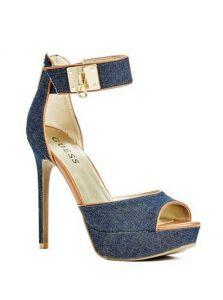 GUESS dámské boty Kallie