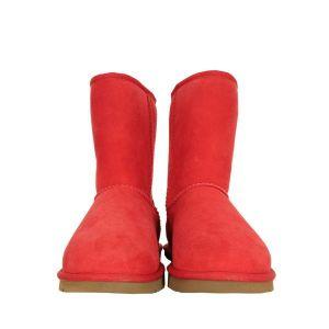 UGG dámské boty Classic Short Boots červené