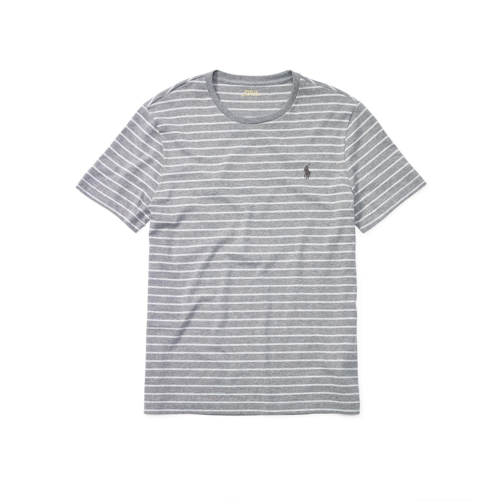 Ralph Lauren triko Striped Cotton Jersey T-Shirt