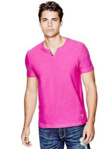 GUESS pánské tričko Ricky