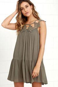 Lulus dámské šaty Unforgettable