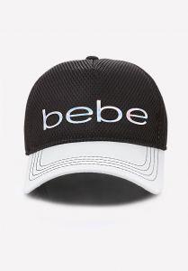 Bebe kšiltovka Logo mesh ball cap