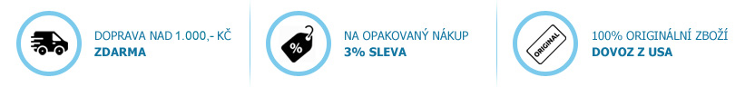 Výhody nákupu v eshopu USABoutique.cz