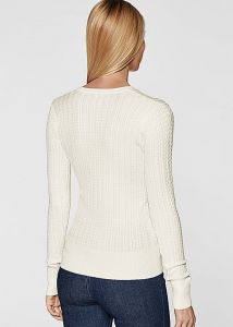 VENUS svetr RIBBED SWEATER