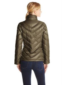 Calvin Klein bunda Lightweight Chevron Packable Jacket