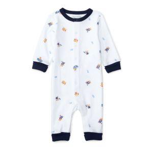 Ralph Lauren oblečení pro miminko Polo Bear Cotton
