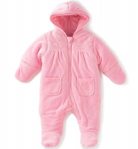 Calvin Klein oblečení pro miminko Hooded