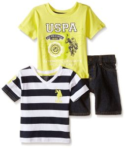 U.S. Polo Assn. oblečení pro miminko Rugby Striped