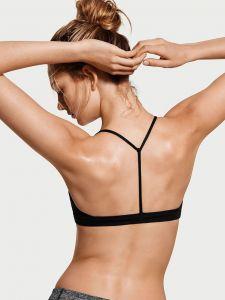 Victoria Secret sportovní podprsenka Strappy Triangle Sport Bra Victoria's Secret