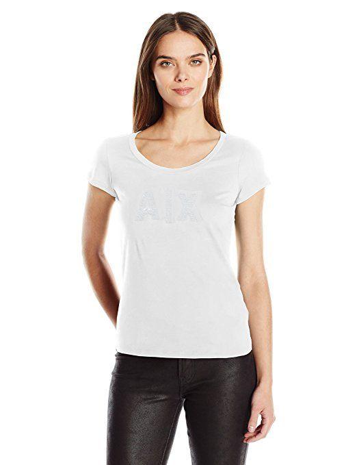 Armani Exchange tričko Raised Logo Tee