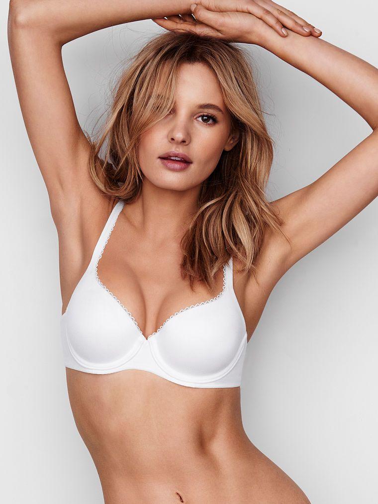 Victoria Secret podprsenka Body by Victoria demi bra Victoria's Secret