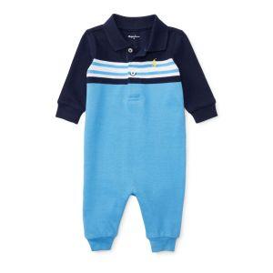 Ralph Lauren oblečení pro miminko Cotton