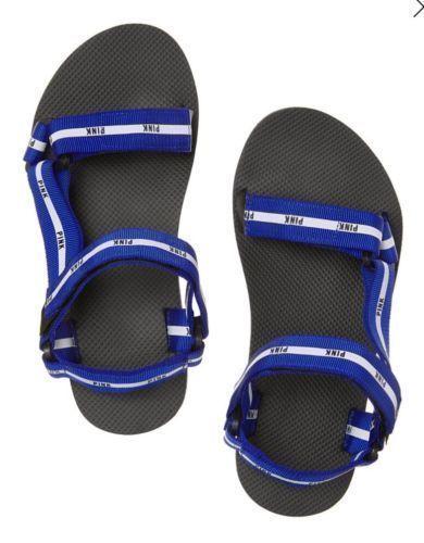 Victorias Secret sandále STRAP SPORT Slides Sandals Victoria's Secret