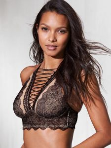Victoria's Secret dámská podprsenka Lace-up