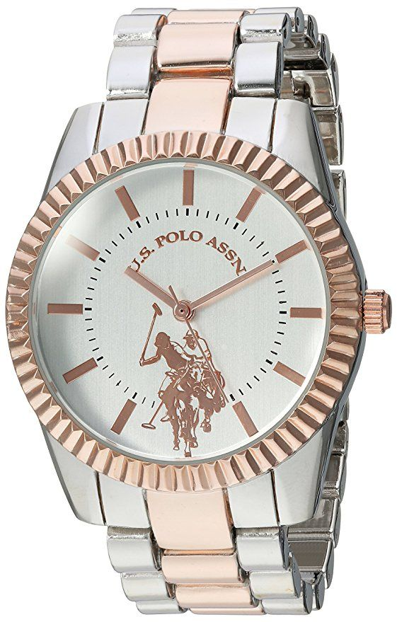 U.S.Polo Assn hodinky USC40263 Metal and Alloy Casual Watch U.S. Polo Assn.