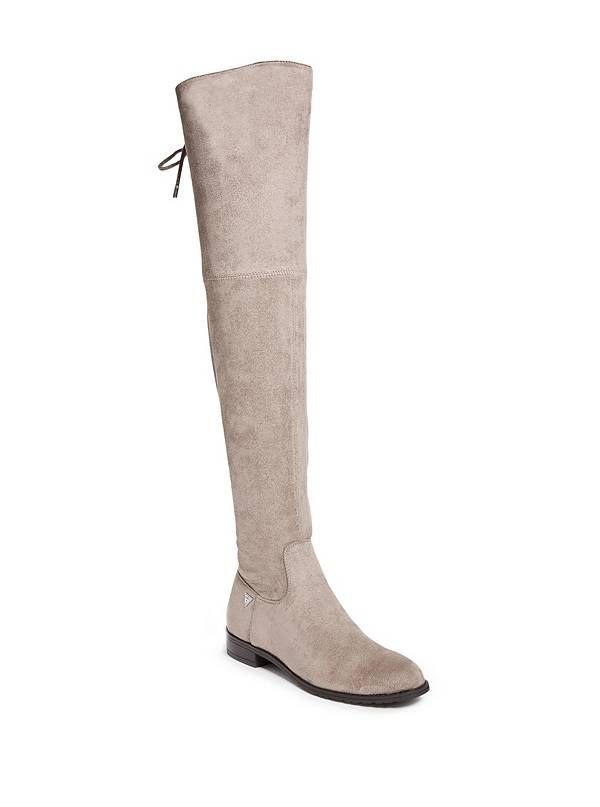 GUESS boty Shellie Over-The-Knee Boots barevná