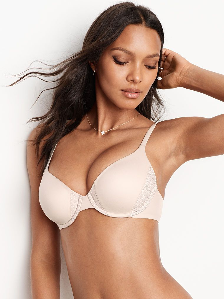 Victoria Secret podprsenka Perfect Coverage Bra Victoria's Secret