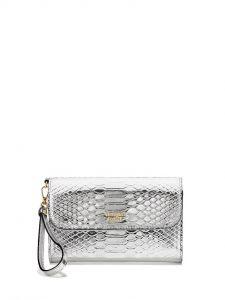 Victoria's Secret dámská peněženka Luxe Python