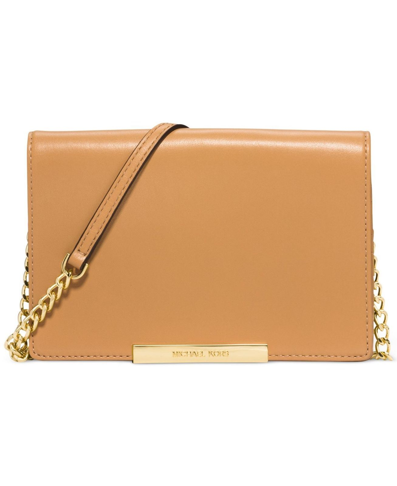 MICHAEL KORS kabelka Lana Leather Wristlet