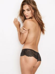 Victoria´s Secret dámská tanga Chantilly Lace