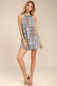Lulus dámské šaty Design Major