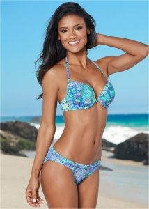 VENUS plavky UNDERWIRE PUSH UP BIKINI