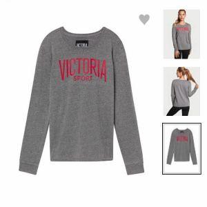 Victoria Secret mikina Fleece Pullover Victoria's Secret