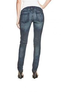 GUESS dámské džíny Sarah Skinny Jeans In Medium Wintage Wash modrá