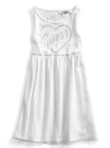 GUESS dívčí šaty Sleeveless
