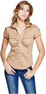 GUESS dámská košile Naya Button