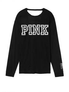 Victoria's Secret dámské tričko Campus Long