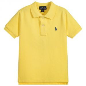 Ralph Lauren polo tričko Cotton Mesh Polo Shirt