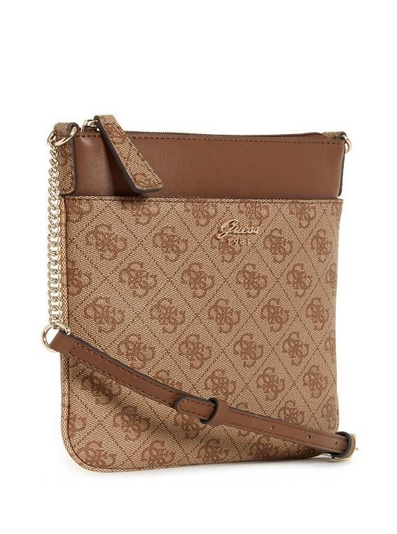 GUESS kabelka Jacqui Mini Tourist Crossbody
