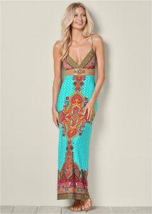 VENUS dámské šaty PRINTED