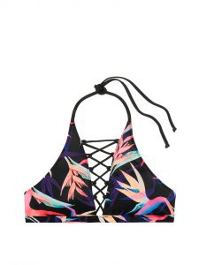 Victoria Secret plavky Strappy High-Neck Victoria's Secret