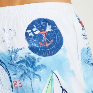 Nautica plavky Seascape Full-Elastic Swim Trunks